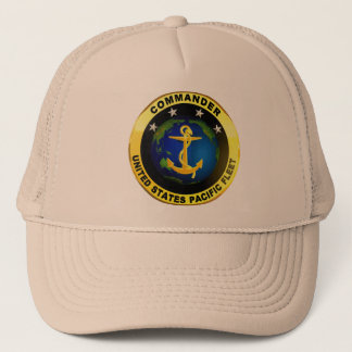 Pacific Fleet Commander Trucker Hat