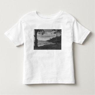 Pacific Grove, CA - Pebble Beach on 17 Mile Driv T-shirts