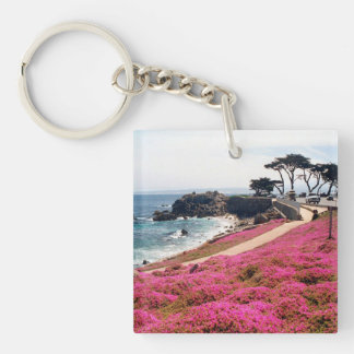 Pacific Grove-Monterey Calif Key Ring