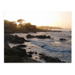 Pacific Grove Sunset Post Cards