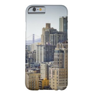 Pacific Heights and Golden Gate Bridge Barely There iPhone 6 Case