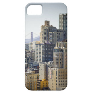 Pacific Heights and Golden Gate Bridge iPhone 5 Covers