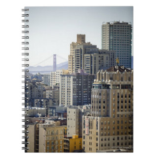 Pacific Heights and Golden Gate Bridge Notebooks