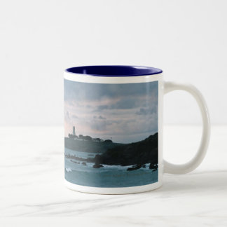 Pacific Lighthouse Mug