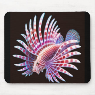 Pacific Lionfish Mousepad