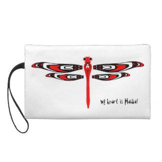 Pacific Northwest Coastal bag Wristlets