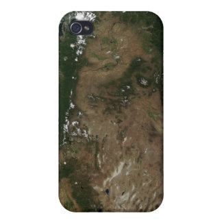 Pacific Northwest region of the United States iPhone 4/4S Cases