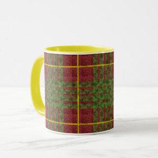 Pacific Northwest Tartan Mug