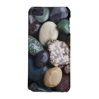 Pacific Northwest USA, Colorful river rocks iPod Touch 5G Case