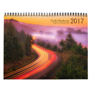 Pacific Northwest Wall Calendar