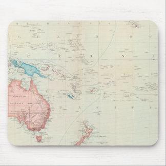 Pacific Ocean 10 Mouse Mat