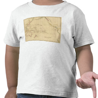 Pacific Ocean 3 Tee Shirts
