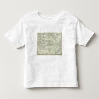 Pacific Ocean 4 Toddler T-Shirt
