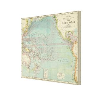 Pacific Ocean 5 Canvas Print