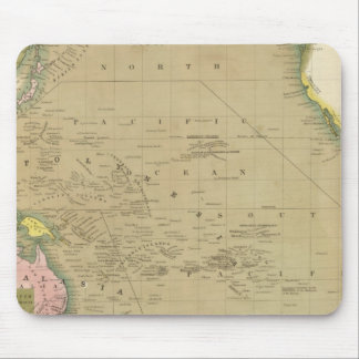 Pacific Ocean 5 Mouse Mat