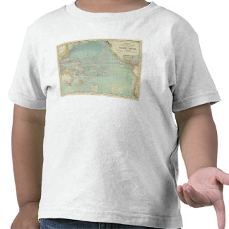 Pacific Ocean 5 T-shirts