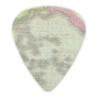 Pacific Ocean 6 Acetal Guitar Pick