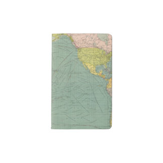 Pacific Ocean 9 Pocket Moleskine Notebook