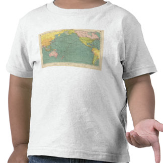 Pacific Ocean 9 Shirt