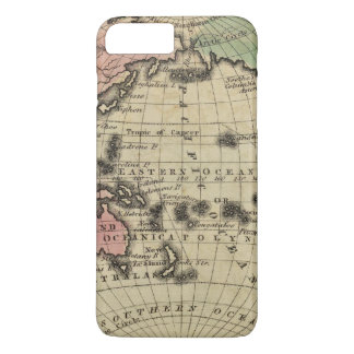 Pacific Ocean, British Islands iPhone 8 Plus/7 Plus Case