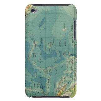 Pacific Ocean cables, wireless stations Barely There iPod Cover