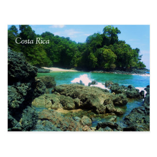 Pacific Ocean - Costa Rica Postcard