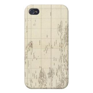 Pacific Ocean iPhone 4/4S Cases