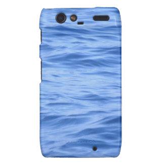 Pacific Ocean Sea Surface Motorola Droid RAZR Case