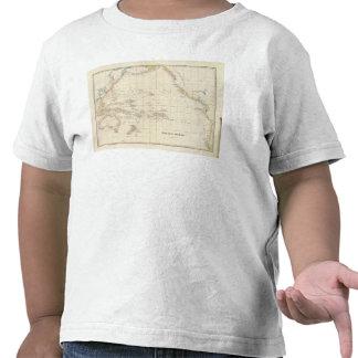 Pacific Ocean Tee Shirts