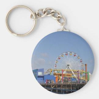 Pacific Park Ferris Wheel Key Ring