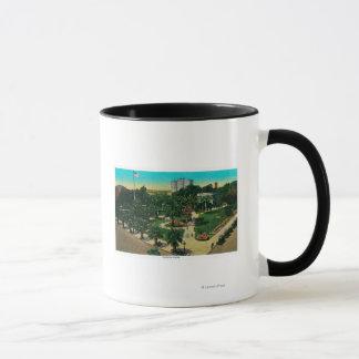 Pacific Park in Long Beach, California Mug