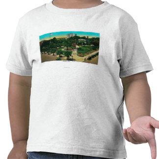 Pacific Park in Long Beach California Tee Shirts