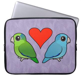 Pacific Parrotlet custom sleeve