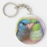 Pacific parrotlet parrot realistic painting