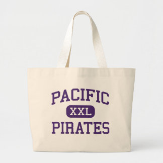 Pacific - Pirates - High - Port Orford Oregon Jumbo Tote Bag