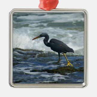 Pacific Reef Heron Christmas Ornament