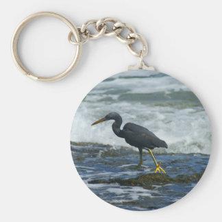 Pacific Reef Heron Keychains