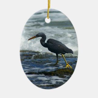 Pacific Reef Heron Ornament