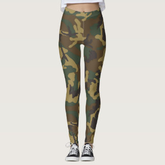 PACIFIC RIM CAMO LEGGINGS