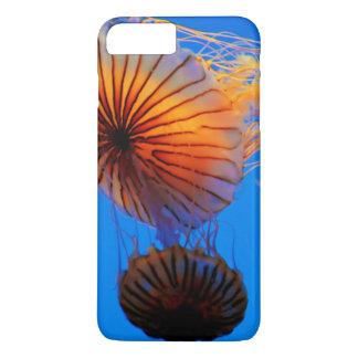 Pacific Sea Nettle (Chrysaora Fuscescens) iPhone 8 Plus/7 Plus Case