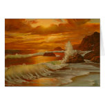 Pacific Sunset Cards