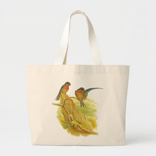 Pacific Swallow Bag