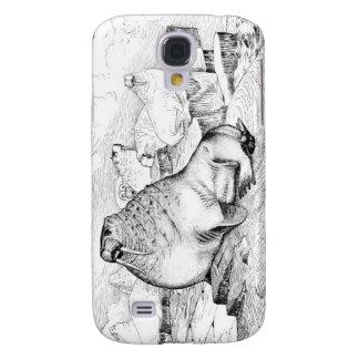 Pacific Walrus Samsung Galaxy S4 Cases