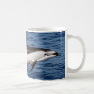 Pacific White Sided Dolphin 2 Coffee Mug