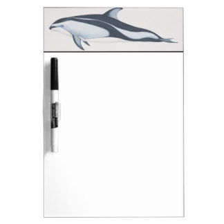 Pacific White-Sided Dolphin Dry Erase Board