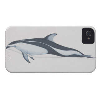 Pacific White-Sided Dolphin iPhone 4 Cover