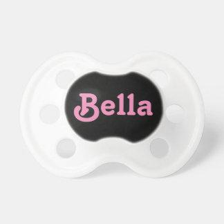 Pacifier Bella