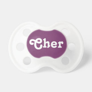 Pacifier Cher