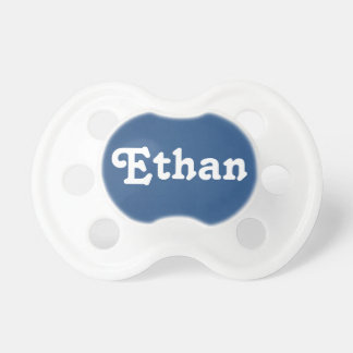 Pacifier Ethan