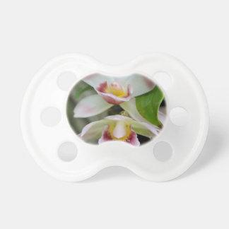 Pacifier - Fan Shaped Orchid